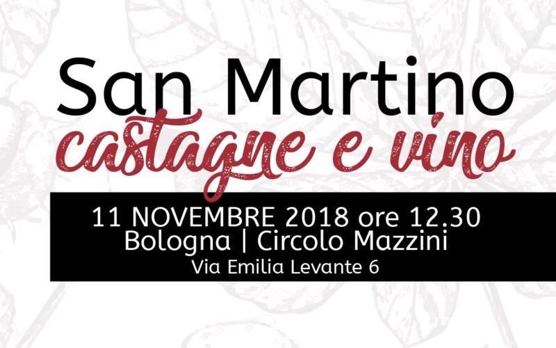 SAN MARTINO, Castagne E Vino