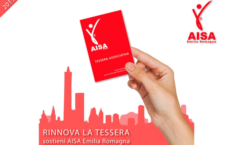 Rinnova La Tessera E Sostieni AISA Emilia Romagna